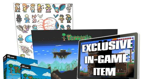 Edycji kolekcjonerskiej Terrarii nie spodziewali się chyba nawet najwięksi fani tej gry