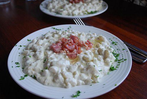Danie kuchni słowackiej