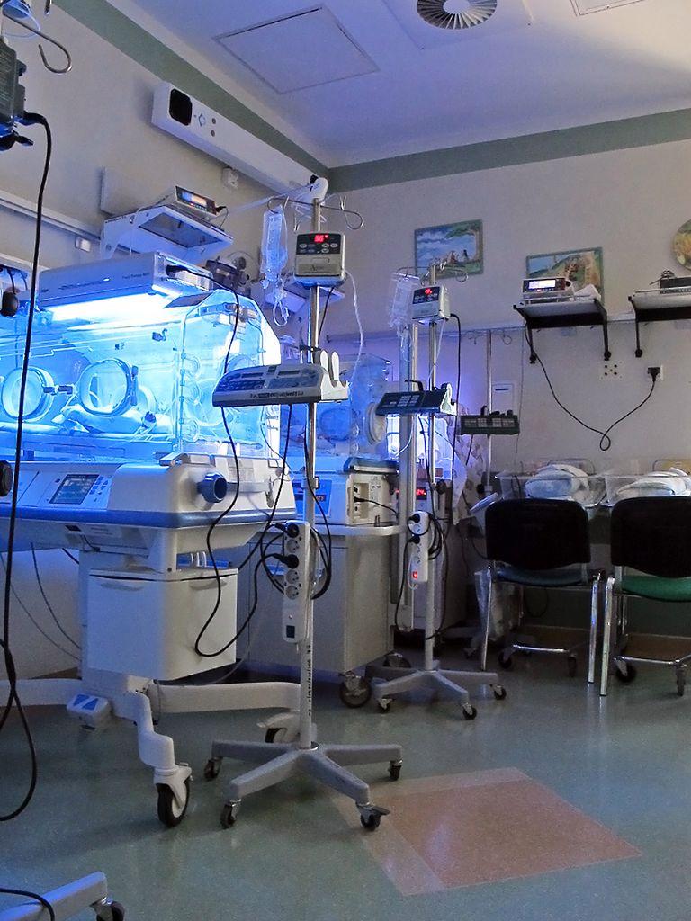 Fototerapia noworodków