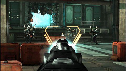 Trochę strzelania i trochę wybuchów - galeria z Resistance na PS Vita