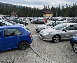 Nadgorliwy parkingowy. Kierowcy z Zakopanego alarmują