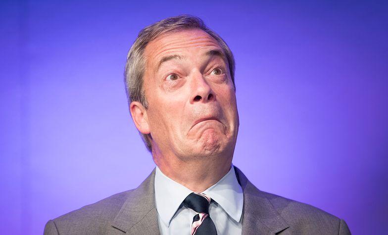 Farage: Niemcy nas trują i jeszcze każą nam płacić