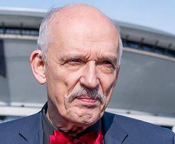 Janusz Korwin-Mikke bez sankcji. Sąd Unii Europejskiej unieważnił karę PE za wypowiedzi polityka