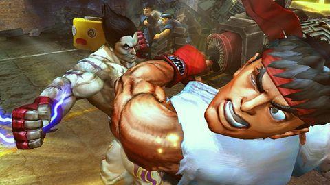 Dwie wiadomości o Street Fighter X Tekken