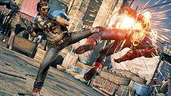 Tekken 7 sprzedał 6 mln sztuk i zrobił 3 wynik w historii serii