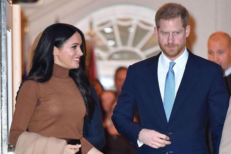 Meghan Markle i książę Harry: nowe przecieki na temat skandalu