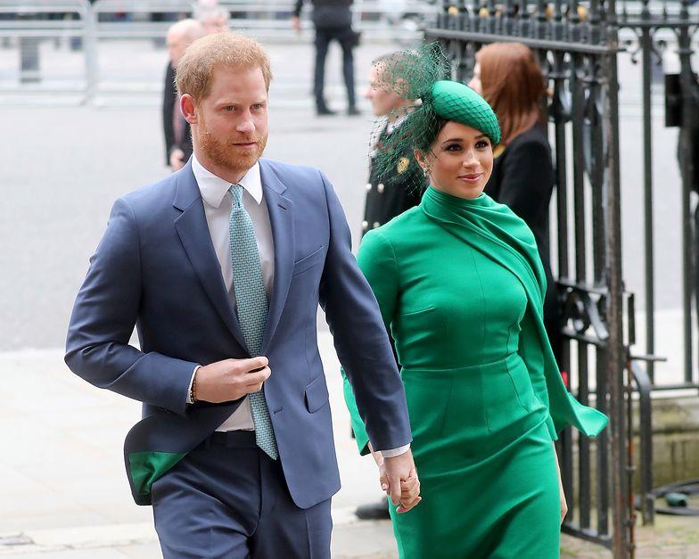 Ostatni wpis Meghan Markle i księcia Harry'ego. To naprawdę koniec