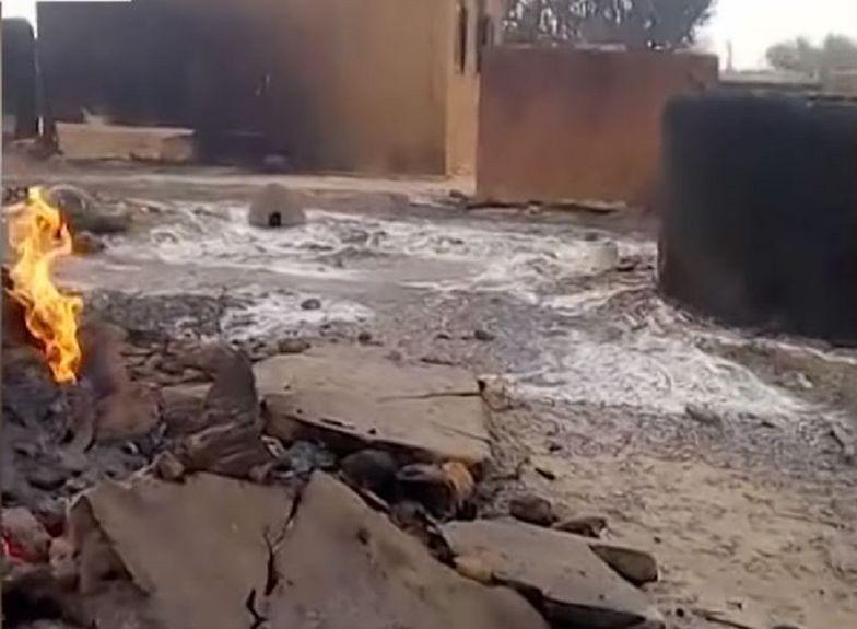 Mali. Atak na wioskę Ogossagou. Zabito 134 osoby