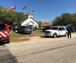 Atak na kościół w Teksasie. Jest wielu zabitych i rannych