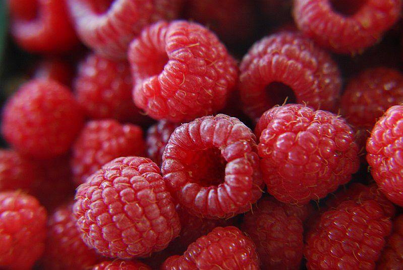 Lato bez kompleksów - owoce i warzywa