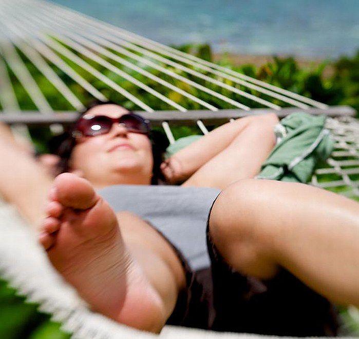 Lato bez kompleksów - relaks
