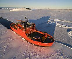 Francuzi uwięzieni na Antarktydzie. Australia wysyła ekipę ratunkową