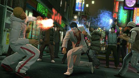 Sega nie planuje przenosić Yakuzy na Xboksa