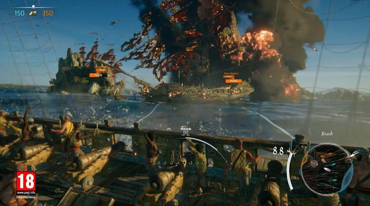 Piraci w Skull and Bones pochwalą się też kampanią fabularną