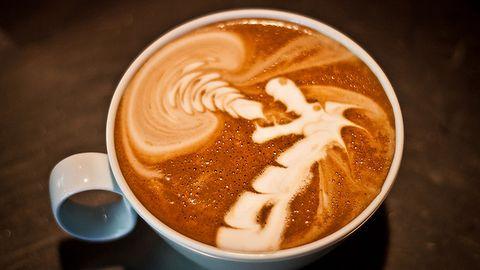 Krótka piłka: Kawa z odrobiną Skyrima