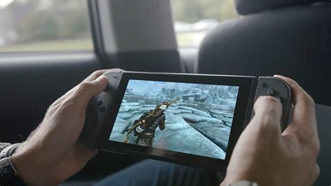 Panie i Panowie, oto Nintendo Switch!