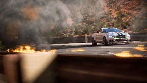 Ile Burnouta ma pod maską Need for Speed: Payback?