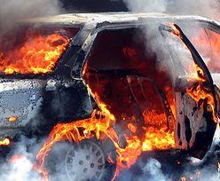 10 aut zdewastowanych jednej nocy. Sprawcą okazało się być dziecko