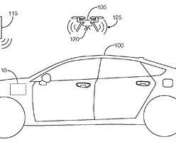 Ford chce umieszczać drony w bagażnikach. Nowy patent amerykańskiej firmy