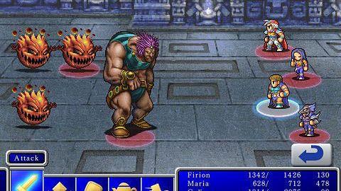 Galeria: Final Fantasy na iPhone