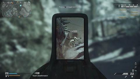 Niska sprzedaż Call of Duty: Ghosts niepokoi analityków