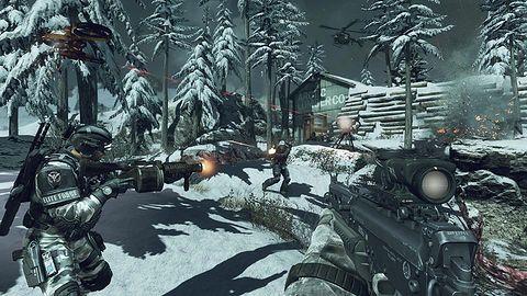 Call of Duty: Ghosts na Xbox One z dedykowanymi serwerami