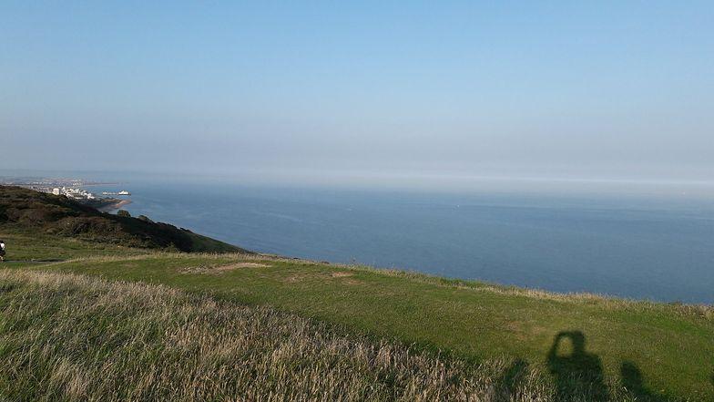 Toksyczna chmura na brytyjskim wybrzeżu. Nikt nie wie co to