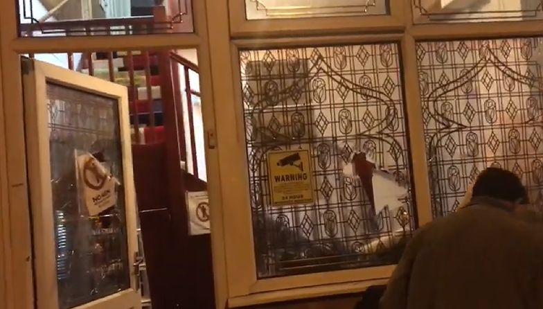 Zaatakowany meczet w Birmingham