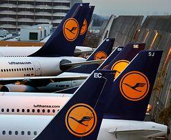 Zakłócenia w rozkładzie lotów we Frankfurcie. Odwołano 170 lotów