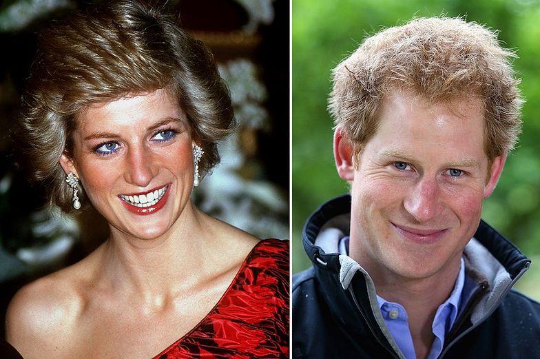 Kochanek księżnej Diany: Nie jestem ojcem Harry'ego