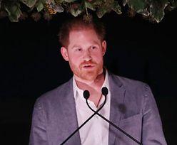 Ukryte przesłanie w przemówieniu Harry'ego? Książę nie miał wyjścia