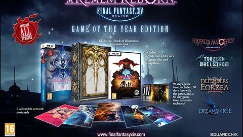 W listopadzie dostaniemy zbiorcze wydanie Final Fantasy XIV - ale tylko na PC
