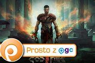 Prosto z Gamescom: Polacy biorą się za bary z mitologią - Godfire: Rise of Prometheus