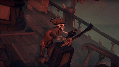 Czy to klątwa Czarnej Perły w Sea of Thieves?