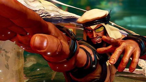 Poznajcie Rashida - nowego zawodnika w Street Fighter V