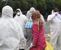 Koronawirus. Chińscy urzędnicy zwolnieni za zaniedbania