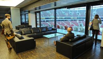 Zarządcy stadionów mogą mieć problem. Fiskus nie uznaje wynajmu loży za koszt uzyskania przychodów firmy