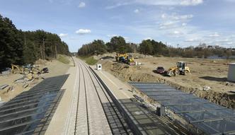 Nowe linie kolejowe pod Centralny Port Komunikacyjny. Koszt? 40 mld zł