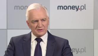 Jarosław Gowin dla money.pl: Nie mam w gabinecie szumideł. Wicepremier nie ufa Czarneckiemu