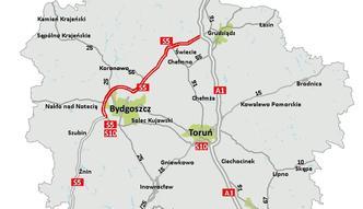W trzy godziny z Poznania do Gdańska. Unia dorzuci się do budowy S5