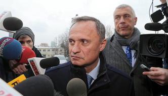Afera KNF. Przesłuchanie Leszka Czarneckiego zakończone. Spędził ponad 10 godzin w prokuraturze