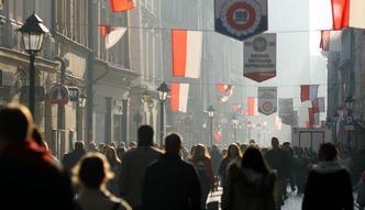 Polska stoi przez jeden dzień. Transport na parkingu, budownictwo w bezruchu