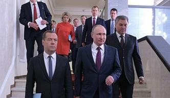 Milionerzy z Kremla. Zobacz, ile zarabia Putin i jego świta