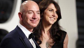 Jeff Bezos znowu ma 150 mld dol. Miliarderzy zyskali na hossie na giełdach w USA