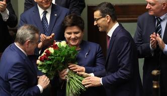 Po co w rządzie Beata Szydło. Cymański dostał niewygodne pytanie