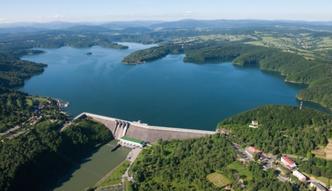Największe sztuczne zbiorniki w Polsce. To one chronią nas w czasie suszy i powodzi