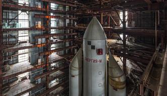 Bajkonur. Cmentarzysko radzieckiego programu kosmicznego