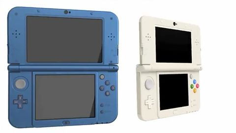 Nintendo zapowiada nowe modele swojej konsoli przenośnej: 3DS i 3DS XL
