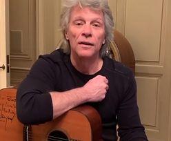 """USA. Mieszkańcy Chicago odśpiewali """"Livin' On A Prayer"""". Jon Bon Jovi zareagował"""