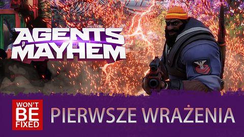Nowa gra od twórców Saints Row - Agents of Mayhem - Pierwsze Wrażenia